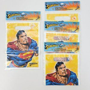 Lot of 32 Hallmark Superman Party Bags Treat Sacks